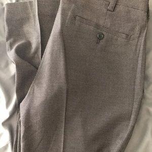 Men's tailored pants